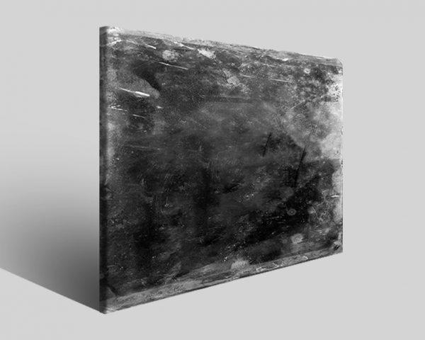 Quadro moderno astratto Tezt 36 stampa su tela