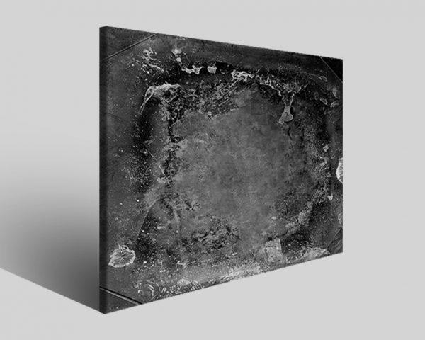 Quadro moderno astratto Tezt 38 stampa su tela