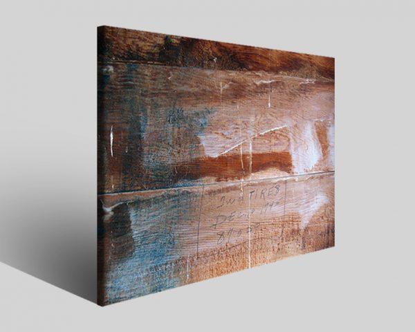 Quadro moderno astratto Tezt 96 stampa su tela