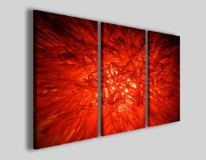 Quadri astratti Tubes stampe canvas moderne
