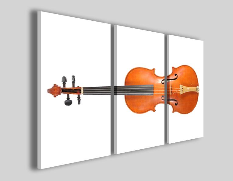Quadri musica Violin stampa violino violinista