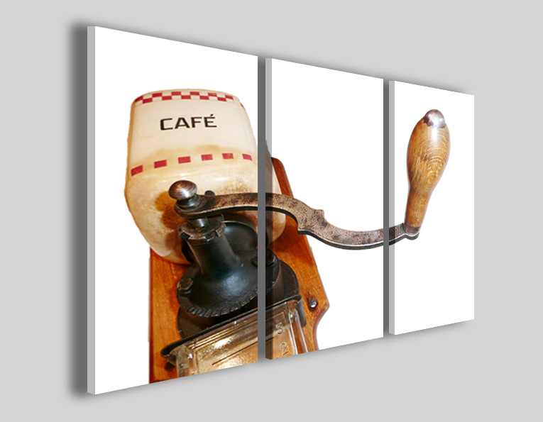 Quadri bar Vintage coffè machine I stampe arredamento