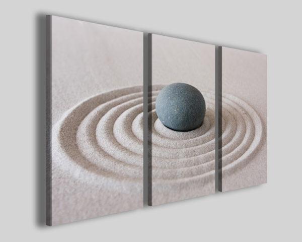 Quadri Zen II stampe su tela centro estetico benessere