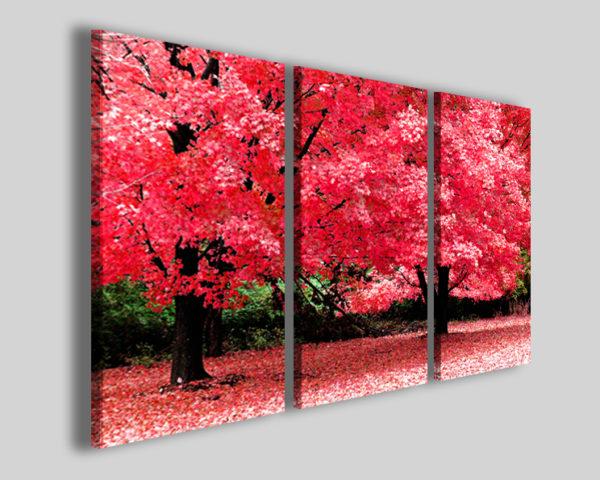 Quadri paesaggio Autumn fantasy immagini su tela