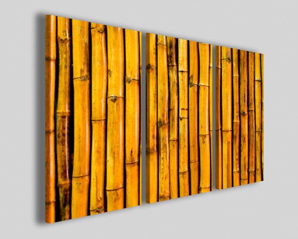 Quadri etnici Bamboo II stampe moderne arredamento etnico