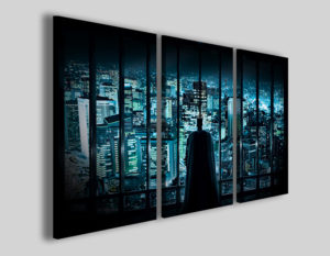 Quadro film Batman I stampe serie tv tele moderne cinema