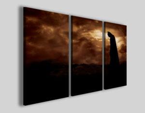 Quadro Batman III stampa su tela canvas