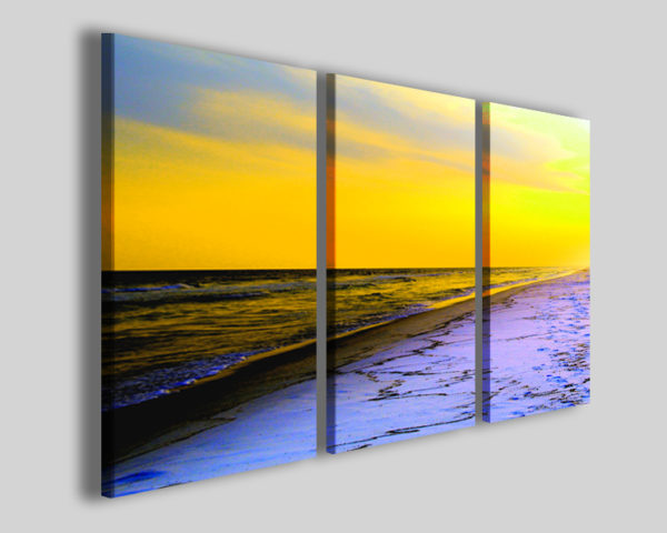 Quadri paesaggi Frammental sea stampe mare