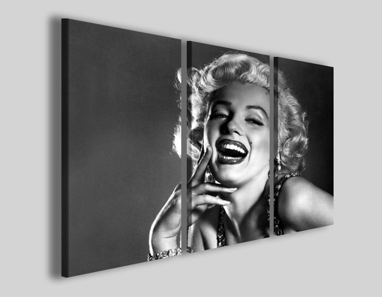 Quadri cinema Marilyn Monroe III stampe attori - 30ArtGallery