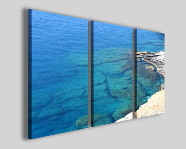 Quadri mare Trasparente sea stampe paesaggi