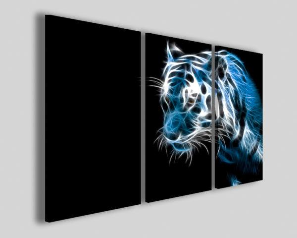 Quadri animali tigre True tiger stampa salotto camera